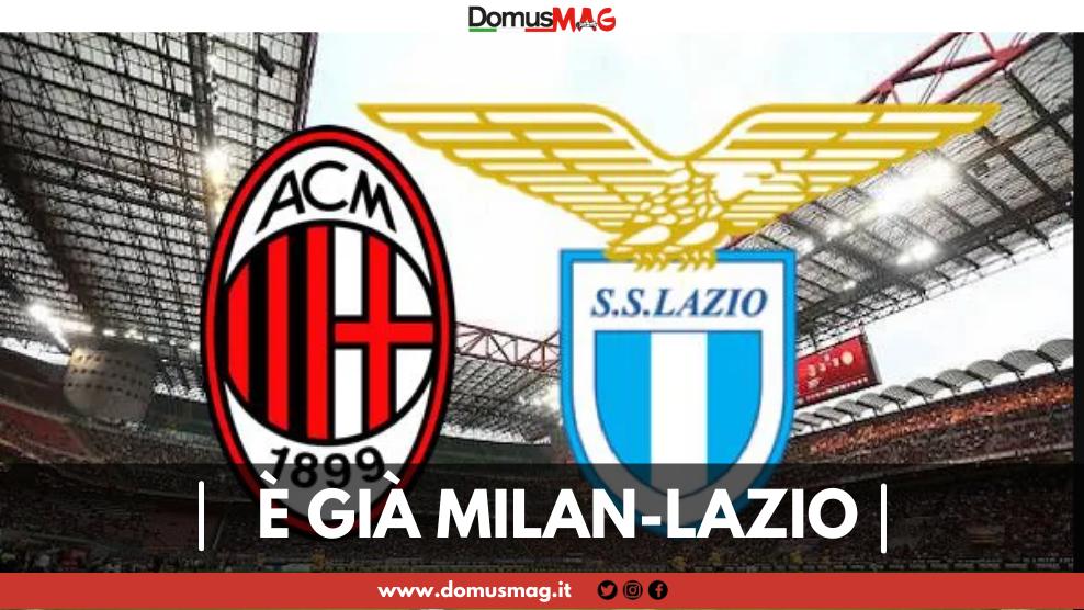 MILA-LAZIO Domenica 12 Settembre 2021